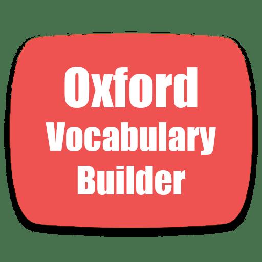 Oxford Vocabulary : 3000 Essential words Premium 2.3.3
