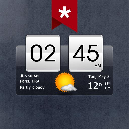 Sense Flip Clock & Weather (Ad-free) 5.91.10