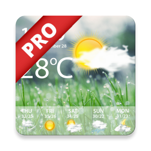 Weather Pro – Weather Real-time Forecast 1.3