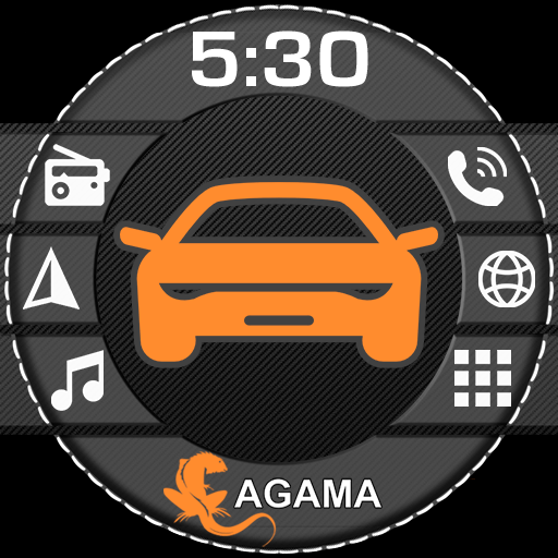 Car Launcher AG Unlimited Full 2.8.1