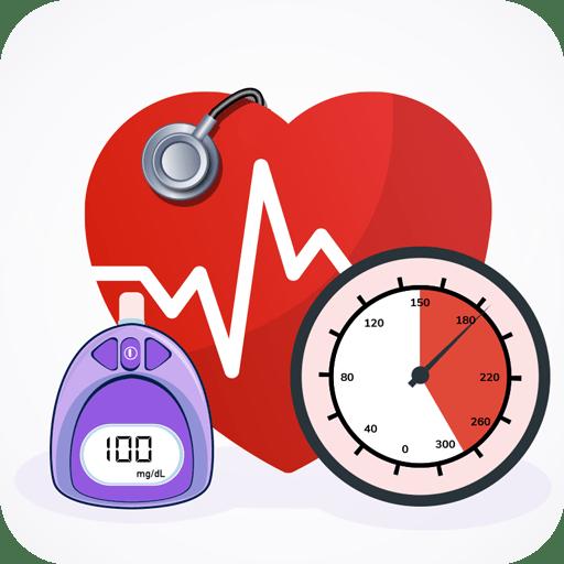 Blood Sugar & Blood Pressure Tracker 1.0.2