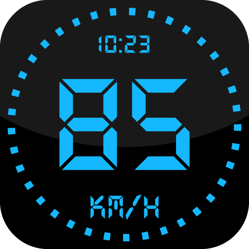 GPS Speedometer and Odometer Distance meter v1.6