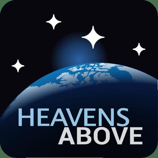 Heavens-Above Pro 1.71