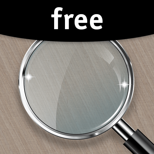 Magnifier, Magnifying Glass with Flashlight Premium 4.4.9-4492