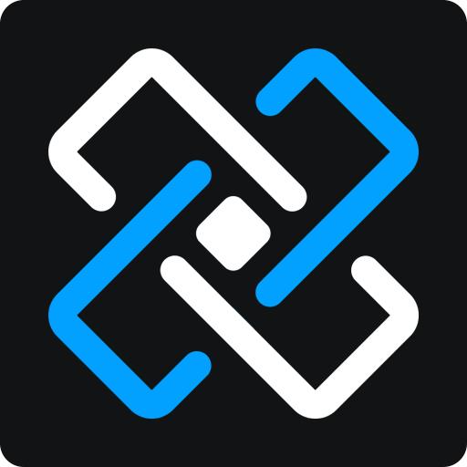 SkyLine Icon Pack : LineX Blue Edition 3.0