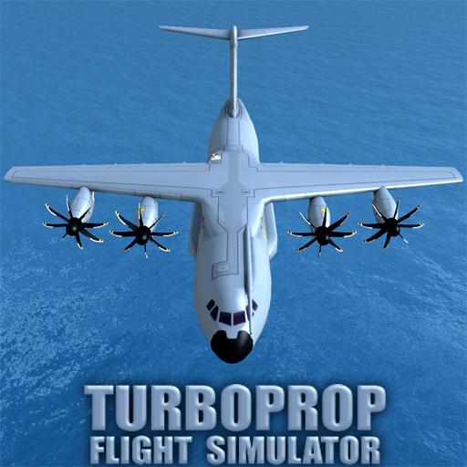 Turboprop Flight Simulator 3D 1.25.1