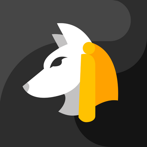 Anubis Black – Icon Pack 2.0