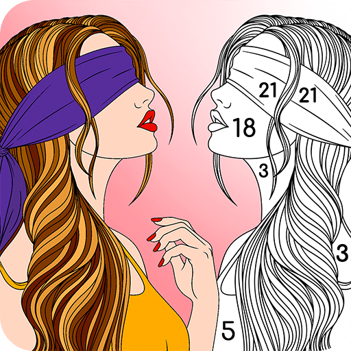 Premium Coloring Book – color by number for adults Premium 3.9.10