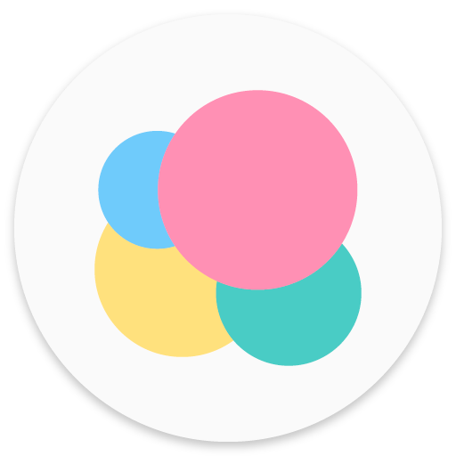Flat Pie – Icon Pack Patched 5.4