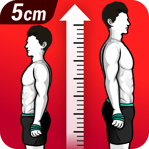 Height Increase – Increase Height Workout, Taller 1.0.21