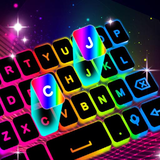 Neon LED Keyboard – RGB Lighting Colors 1.6.0