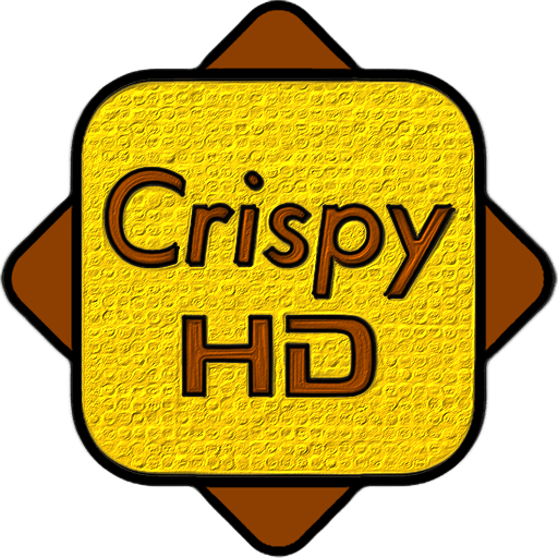 Crispy HD – Icon Pack 2.2.1 (Patched)