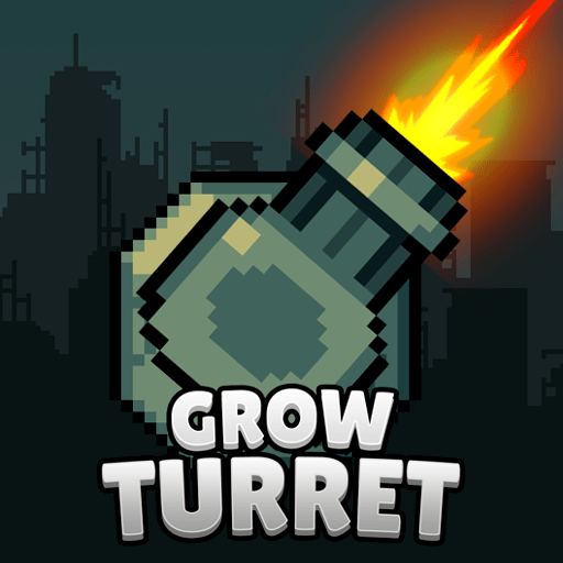 Grow Turret – Idle Clicker Defense 7.6.4