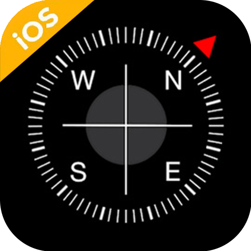 iCompass – iOS Compass, iPhone style Compass 1.1.2 Pro