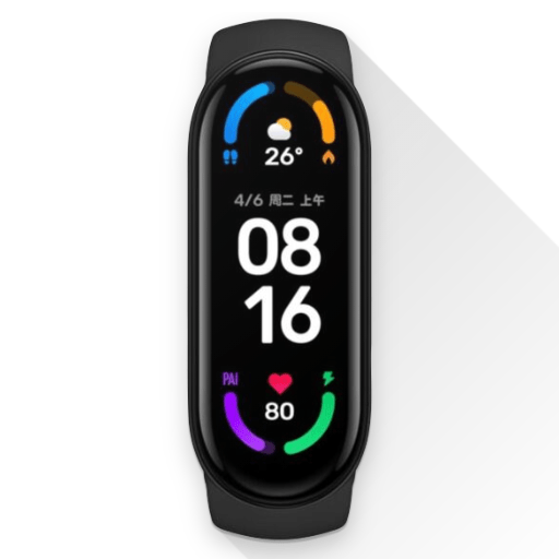 Mi Band 6 Watch Faces Pro 1.3