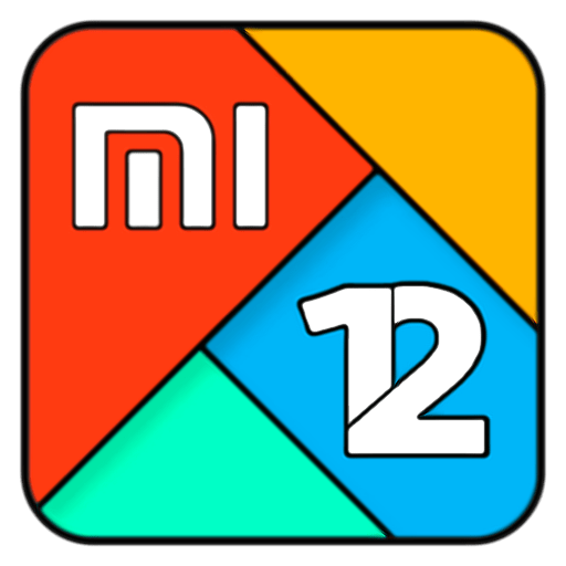 MIUl 12 Limitless – Icon Pack 2.1.6