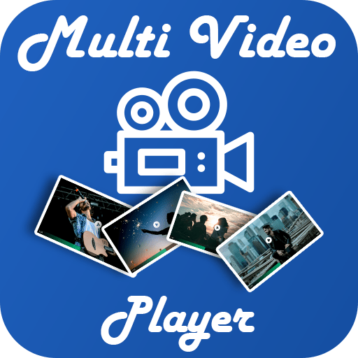 Multi Screen Video Player : On One Screen PRO 1.2