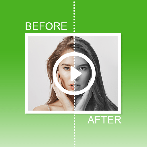 Diff before after video photo collage with music Premium 1.0-b102