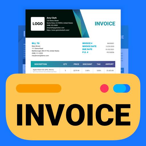 Invoice Maker – Easy Estimate Maker & Invoice App Vip v1.01.30.0607