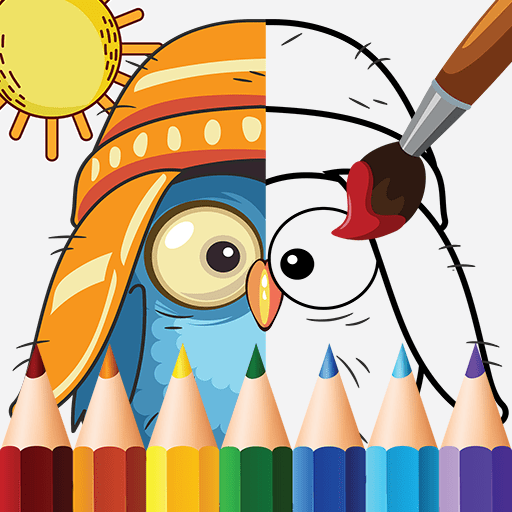 Tiny Touches : Animals – Baby Coloring Book 1.0.1
