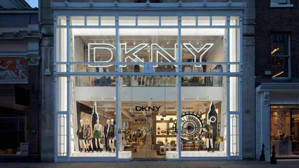 Dkny Bond Street Nulty Lighting Design Consultants