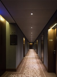 St Dunstan's Court, Fetter Lane | Nulty | Lighting Design ...