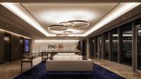 Office Reception Lighting Design