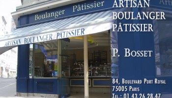 Cartes De Visite Pour Une Boulangerie Ptisserie