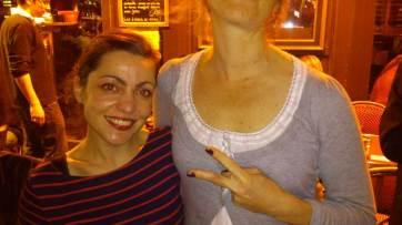 SEOFG et moi à l'apéro du SMX 2012