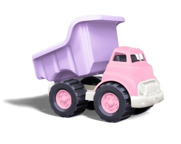 Pink Toy Dump Trucks for Girls