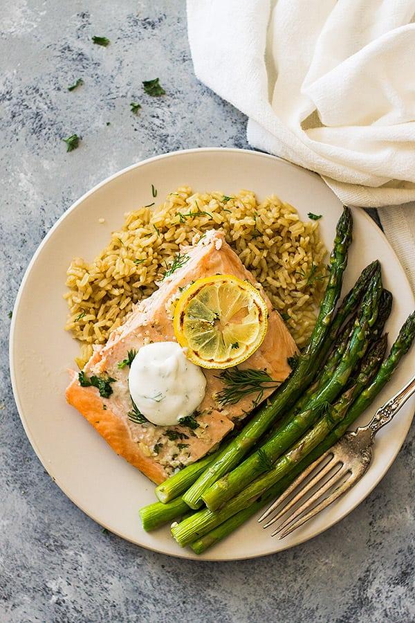Simple-Sheet-Pan-Salmon-and-Asparagus-2