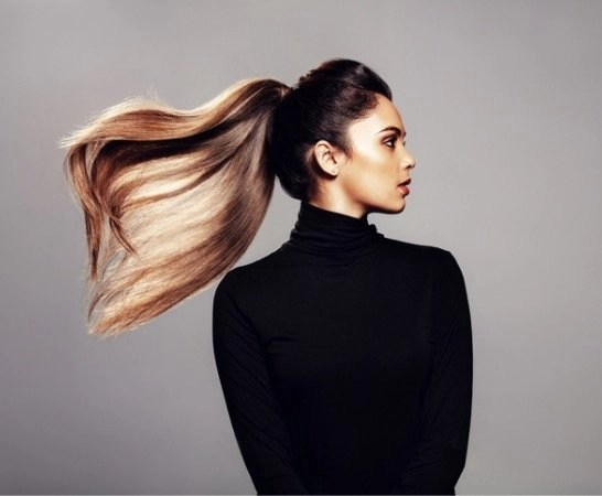 High Sleek Ponytail Top Tips on How to Style
