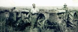 1930s tractor, puketaha