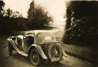 The old MG