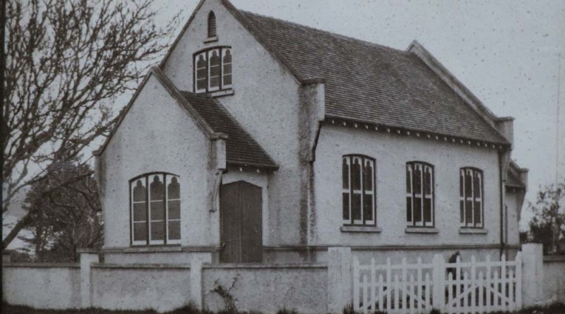 Gordonton Presbyterian Church from 1918