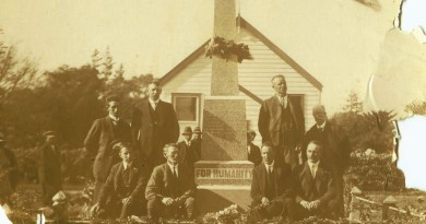 Gordonton Obelisk