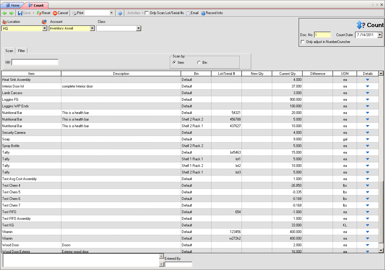 All Orders Inventory Software Tour