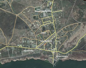 Military installations in Primorsk