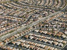 Immigration is a major cause of urban sprawl