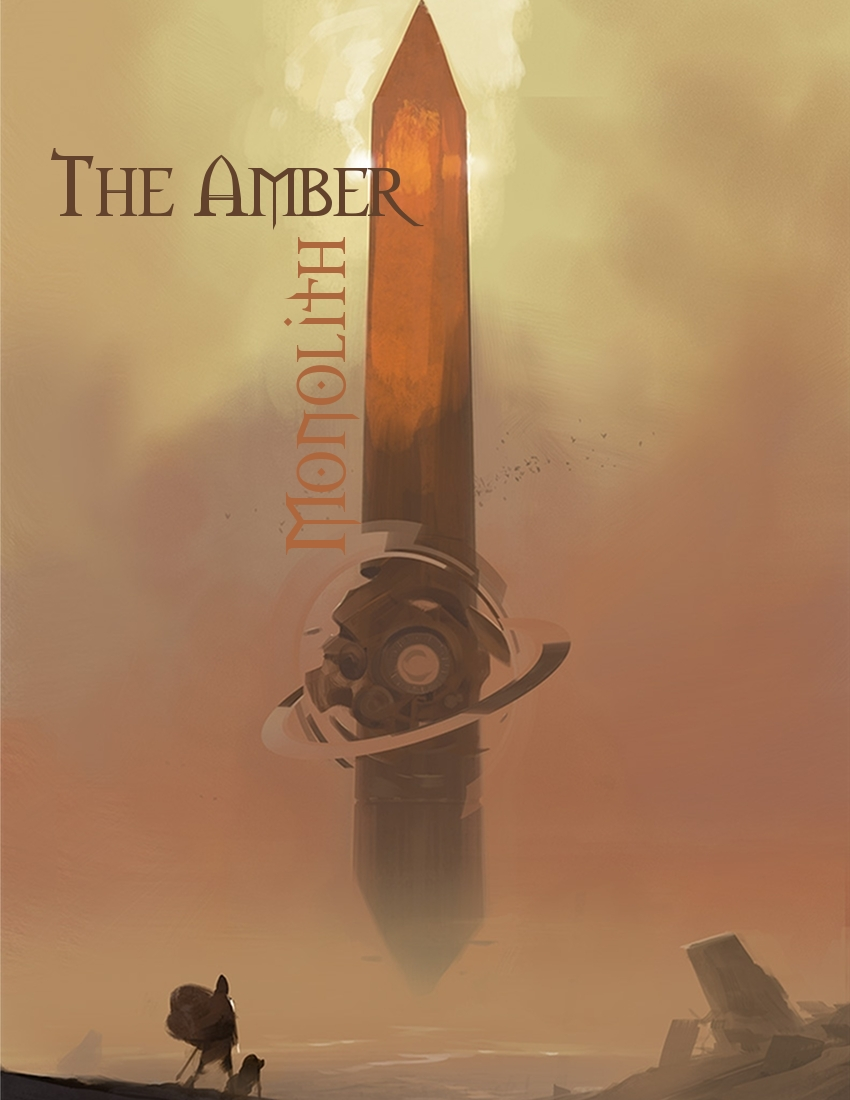 Amber Monolith cover