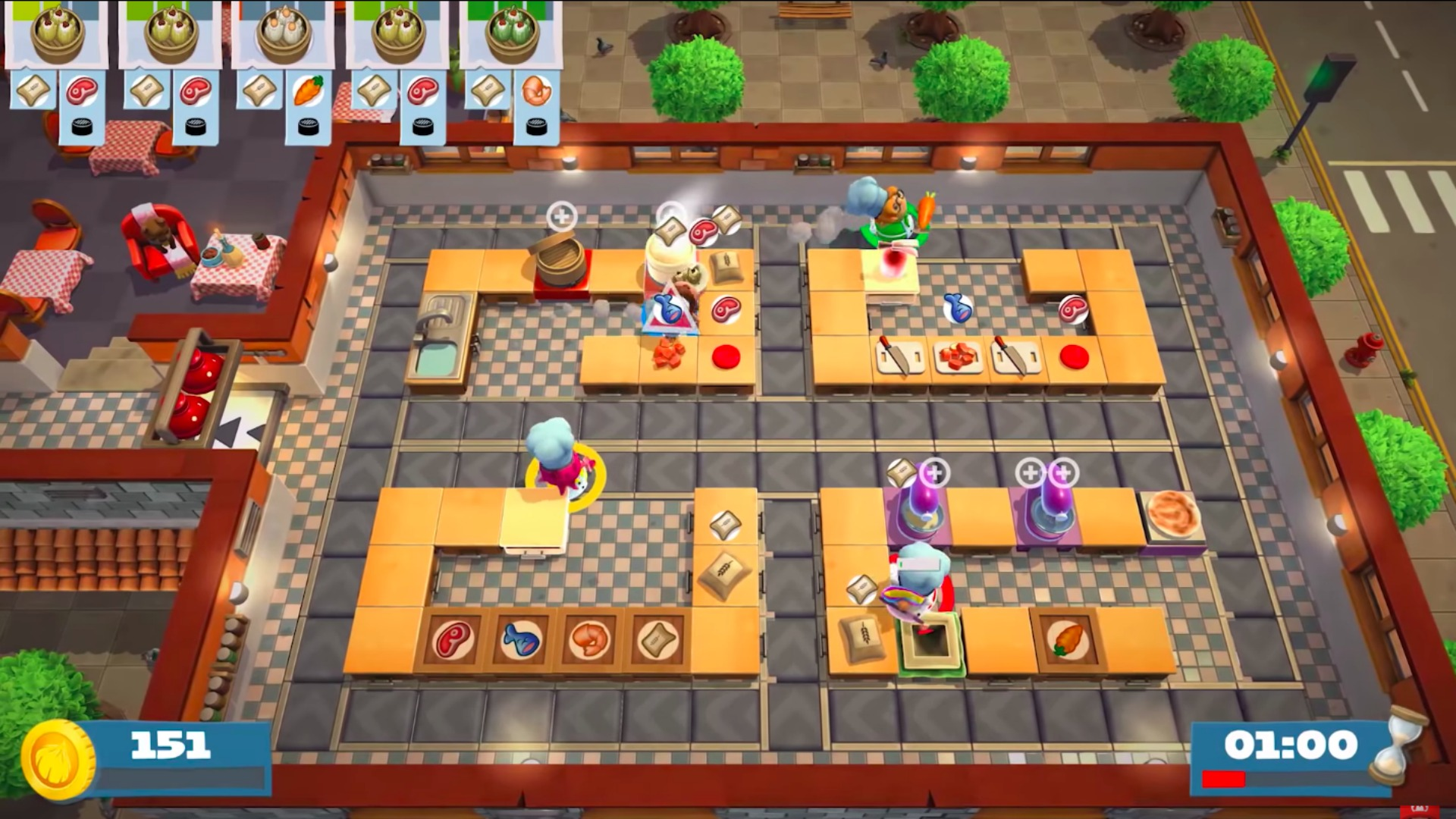 Test De Overcooked 2 Sur Nintendo Switch Les Joies Du