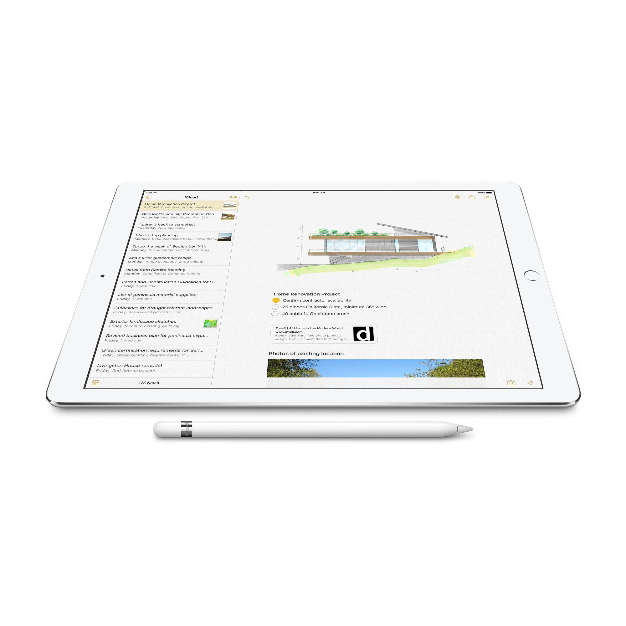 Pourquoi l'Apple Pencil 1 ne marchera pas sur le nouvel