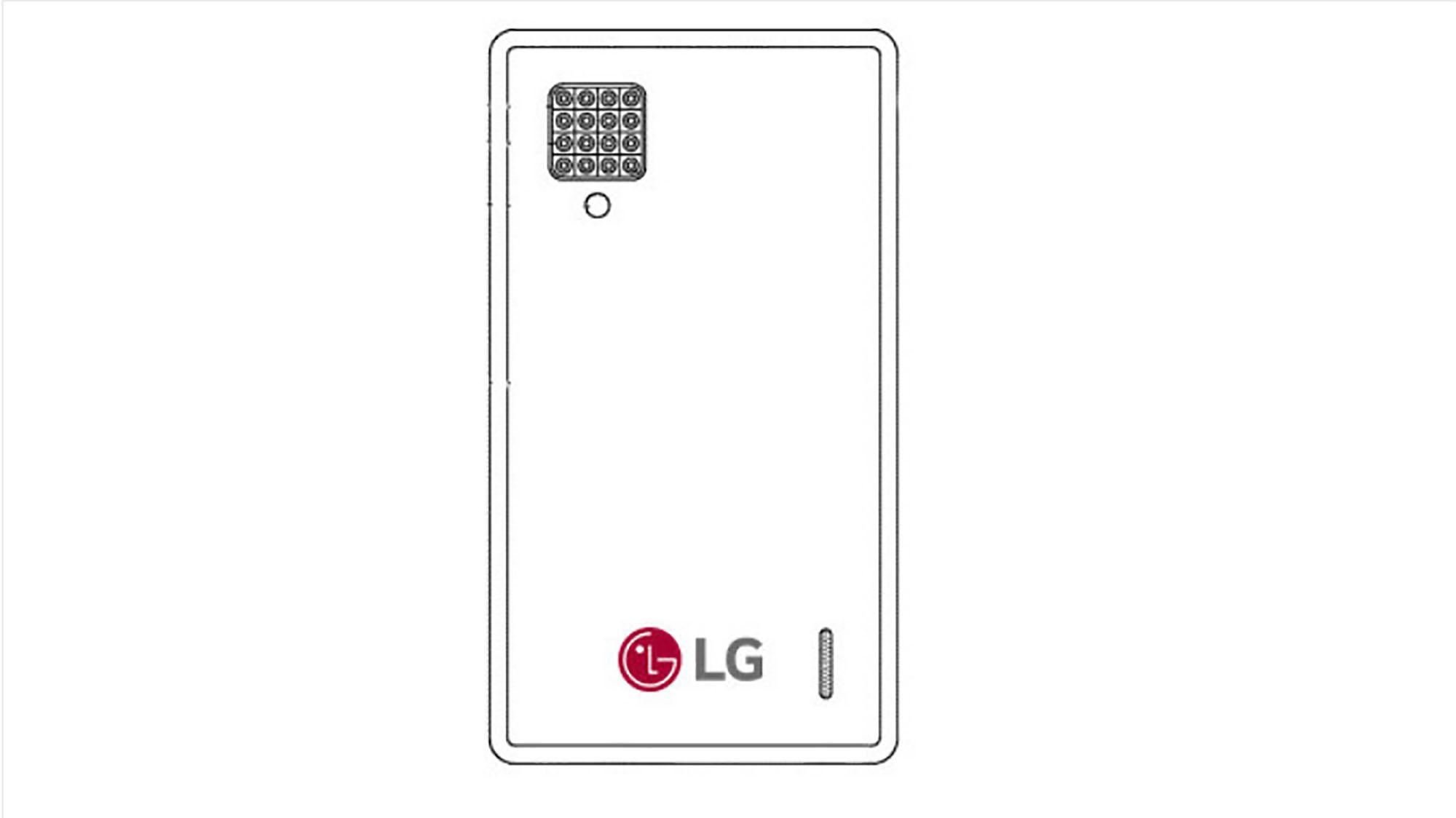 Un brevet de LG imagine un smartphone avec 16 capteurs