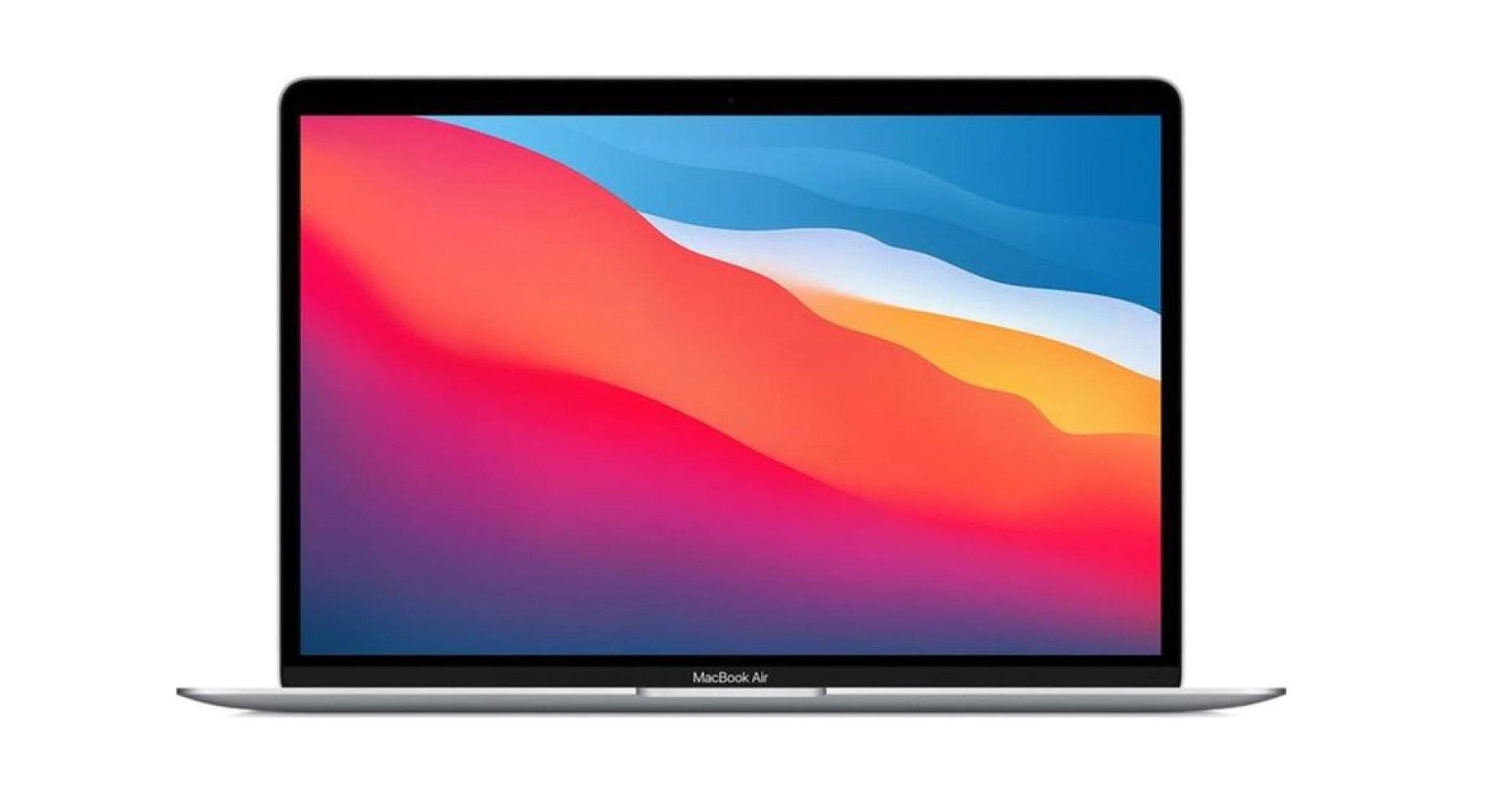 Le MacBook Air M1, avec un SSD de 512 Go et 16 Go de RAM, a droit à 145 euros de réduction