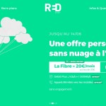 L'offre Fibre la plus intéressante du moment est chez RED By SFR avec 1 Gb/s pour 20 € par mois