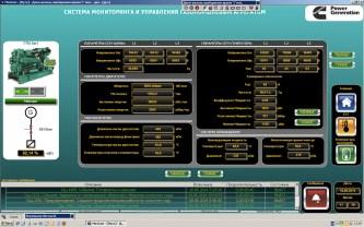 Система диспетчеризации ГПА