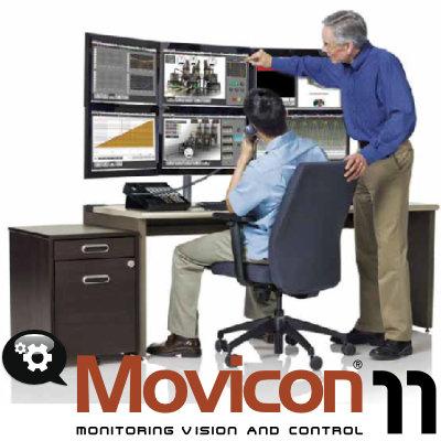 movicon11 scada система