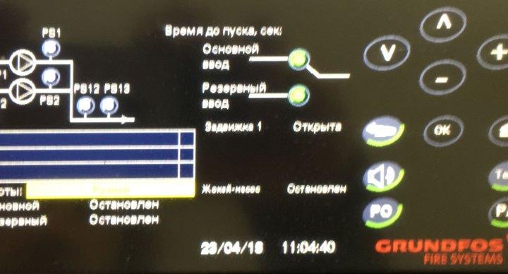 Диспетчеризация Grundfos