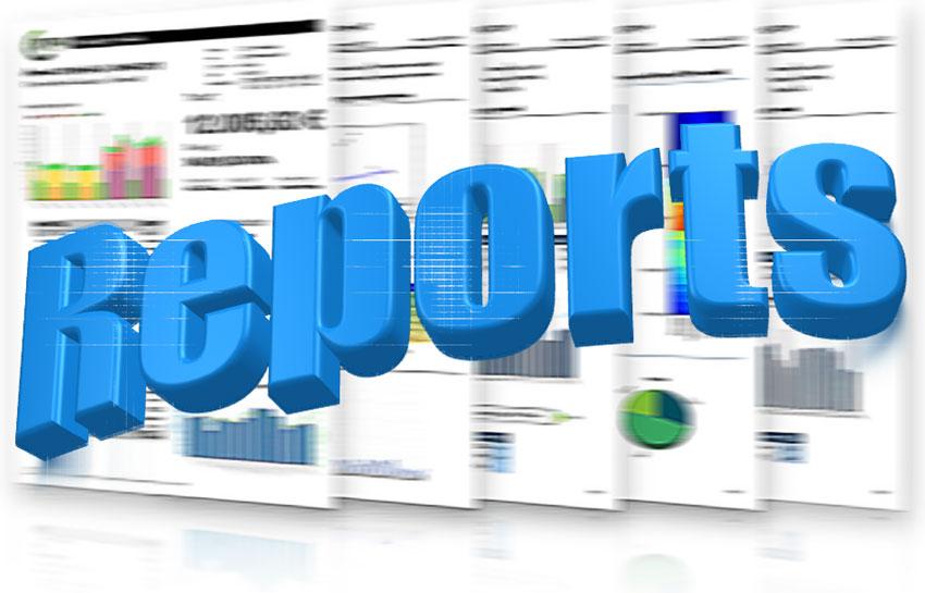 Отчёты: разработка, управление, публикация