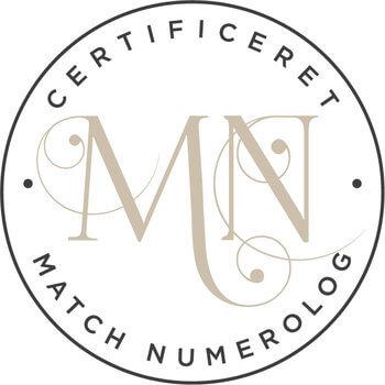 Certificeret Match Numerolog